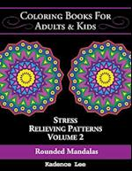 Coloring Books for Adults & Kids