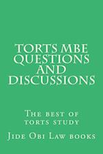 Torts MBE Questions and Discussions