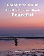 Colour to Calm Peaceful