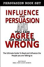 Influence and Persuasion - You Can Agree or You Can Be Wrong Influence Bundle