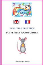 Ten Little Grey Mice