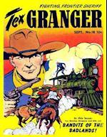 Tex Granger #18 af Parents' Magazine Press