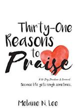 Thirty-One Reasons to Praise