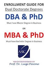 Dual Doctorate Degrees