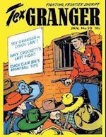 Tex Granger # 20 af Parents' Magazine Press