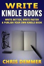 Write Kindle Books