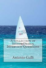 A Collection of System Design Interview Questions
