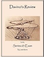DaVinci's Review for the Series 63 Exam