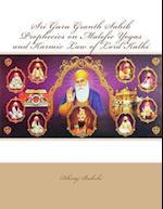 Sri Guru Granth Sahib Prophecies on Malefic Yogas and Karmic Law of Lord Kalki