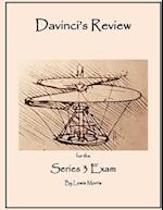 DaVinci's Review for the Series 3 Exam
