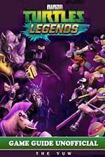 Ninja Turtles Legends Game Guide Unofficial