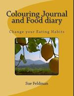 Colouring Journal and Food Diary