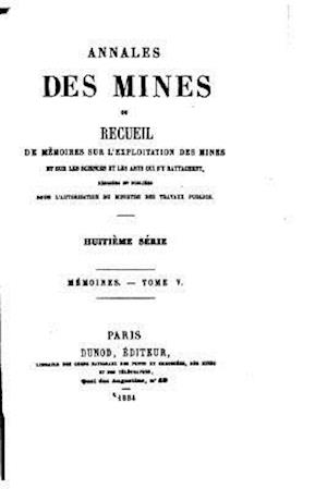 Annales Des Mines - Tome V. af Dunod