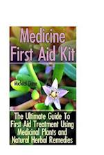 Medicine First Aid Kit