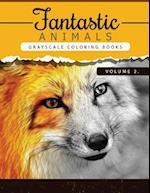 Fantastic Animals Book 2
