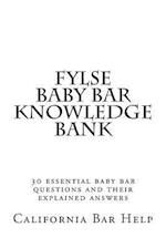 Fylse Baby Bar Knowledge Bank
