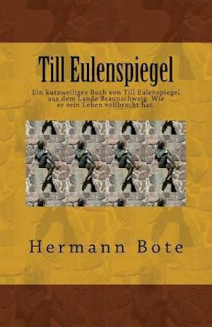 Bog, paperback Till Eulenspiegel af Hermann Bote