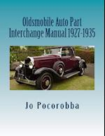 Oldsmobile Auto Part Interchange Manual 1927-1935