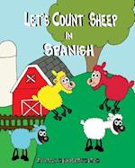 Let's Count Sheep in Spanish