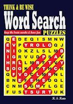 Think & Be Wise Word Search Puzzles