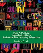 Pick-A-Picture - Alphabet Letters