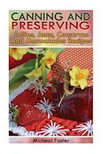 Canning and Preserving af Micheal Foster