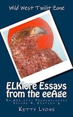 Elklore Essays from the Eeage