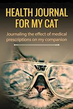 Health Journal for My Cat