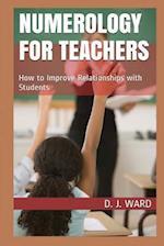 Numerology for Teachers - Large Print