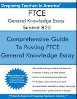 Ftce General Knowledge Essay Subtest 825