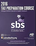 2016 Tax Preparation Course