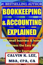 Bookkeeping & Accounting Explained