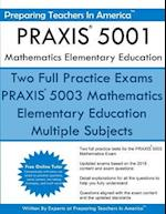 Praxis 5001 Mathematics Elementary Education
