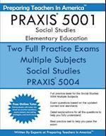 Praxis 5001 Social Studies Elementary Education