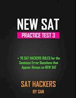 SAT Reading & Writing Test 3