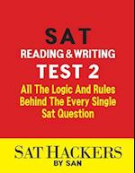 SAT Reading & Writing Test 2