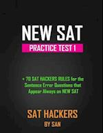 SAT Reading & Writing Test 1