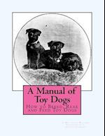 A Manual of Toy Dogs