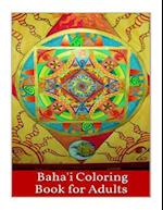 Baha'i Coloring Book for Adults