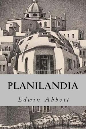 Bog, paperback Planilandia af Edwin Abbott