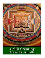 Celtic Coloring Book for Adults