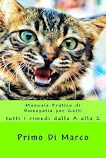Manuale Pratico Di Omeopatia Per Gatti
