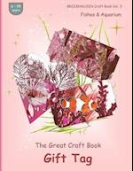 Brockhausen Craft Book Vol. 3 - The Great Craft Book - Gift Tag