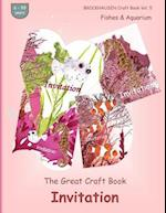 Brockhausen Craft Book Vol. 5 - The Great Craft Book - Invitation