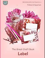 Brockhausen Craft Book Vol. 6 - The Great Craft Book - Label