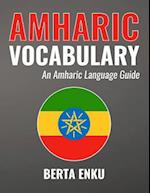 Amharic Vocabulary