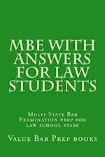 MBE with Answers for Law Students