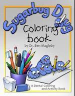 Sugarbug Doug Coloring Book