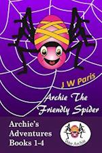 Archie the Friendly Spider
