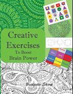 Creative Exercises for Boosting Brain Power af Bridgette Sharp
